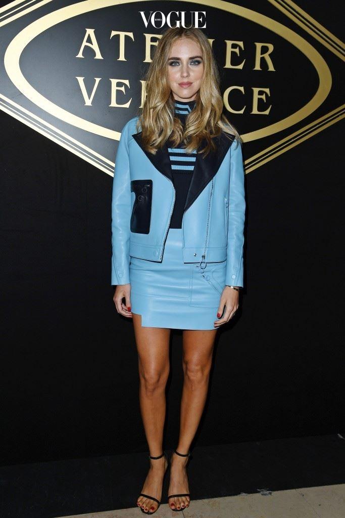 Atelier Versace  Chiara Ferragni