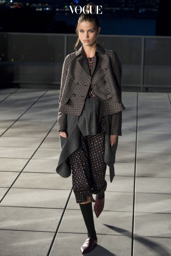 Thakoon Autumn 2016 Ready-to-Wear