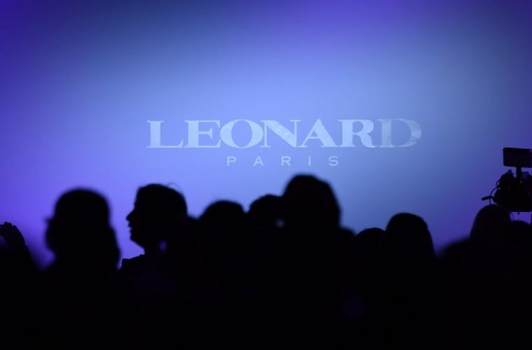 Leonard : Runway - Paris Fashion Week Womenswear Spring/Summer 2017