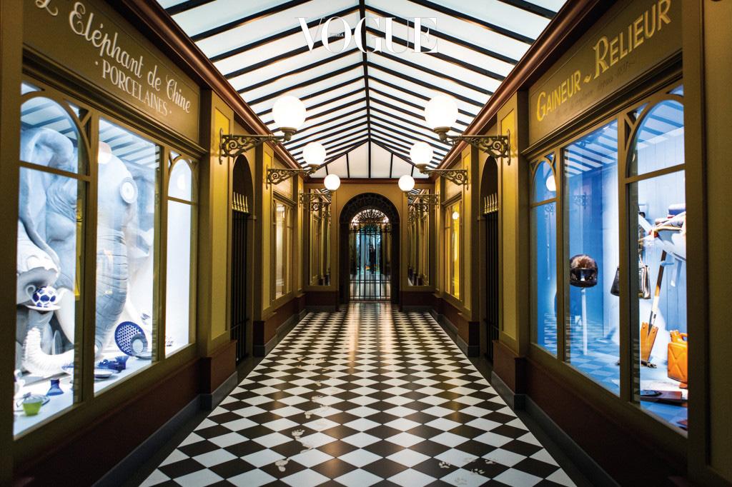[에르메스] 2016 원더랜드(파리지앵의 산책) 전시 (7)