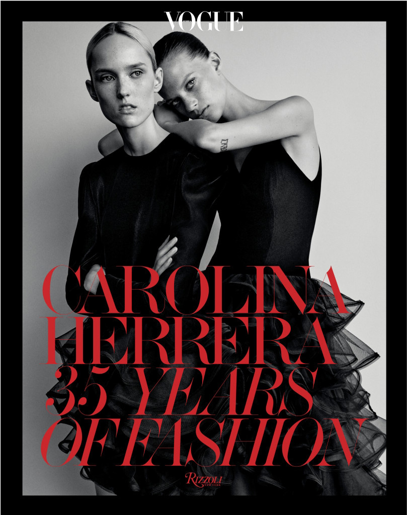 CarolinaHerrera_35YEARSOFFASHION_cover