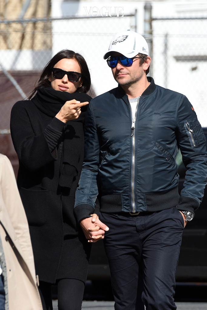 EXCLUSIVE: Irina Shayk and Bradley Cooper still in love, the couple is spotted walking and holding hands in the West Village Pictured: Irina Shayk Bradley Cooper Ref: SPL1030043  160316   EXCLUSIVE Picture by: Marquez group/ Splash News Splash News and Pictures Los Angeles:310-821-2666 New York:212-619-2666 London:870-934-2666 photodesk@splashnews.com