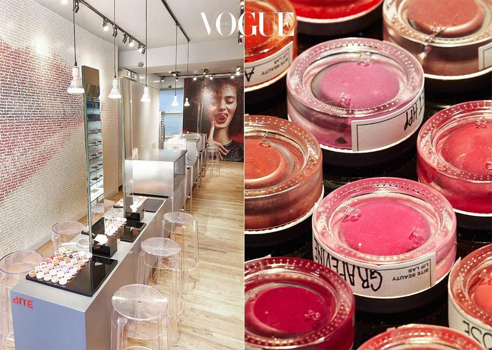 자신만의 립스틱을 만들어볼 수 있는 오프라인 립스틱 연구소, 립 랩 (Lip Lab) 서비스가 이 브랜드를 주목해야하는 큰 장점이랍니다.  뉴욕, 샌프란시스코 등 4곳에서 운영 중인데, 홈페이지에서 사전 예약을 통해 방문하면 2가지 색상의 세상에서 하나뿐인 립스틱을 직접 만들고, 포장까지 할 수 있답니다.
