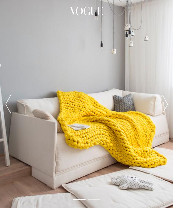 가로 50인치, 세로 70인치 사이즈의 거대 담요의 가격은 698달러!