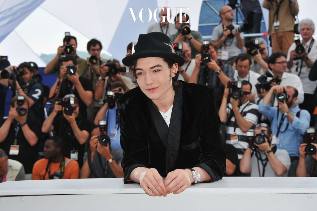 CANNES, FRANCE - MAY 12:  Actor Ezra Miller attends the 'We Need To Talk About Kevin' photocall during the 64th Annual Cannes Film Festival at the Palais des Festivals on May 12, 2011 in Cannes, France.  (Photo by Pascal Le Segretain/Getty Images)