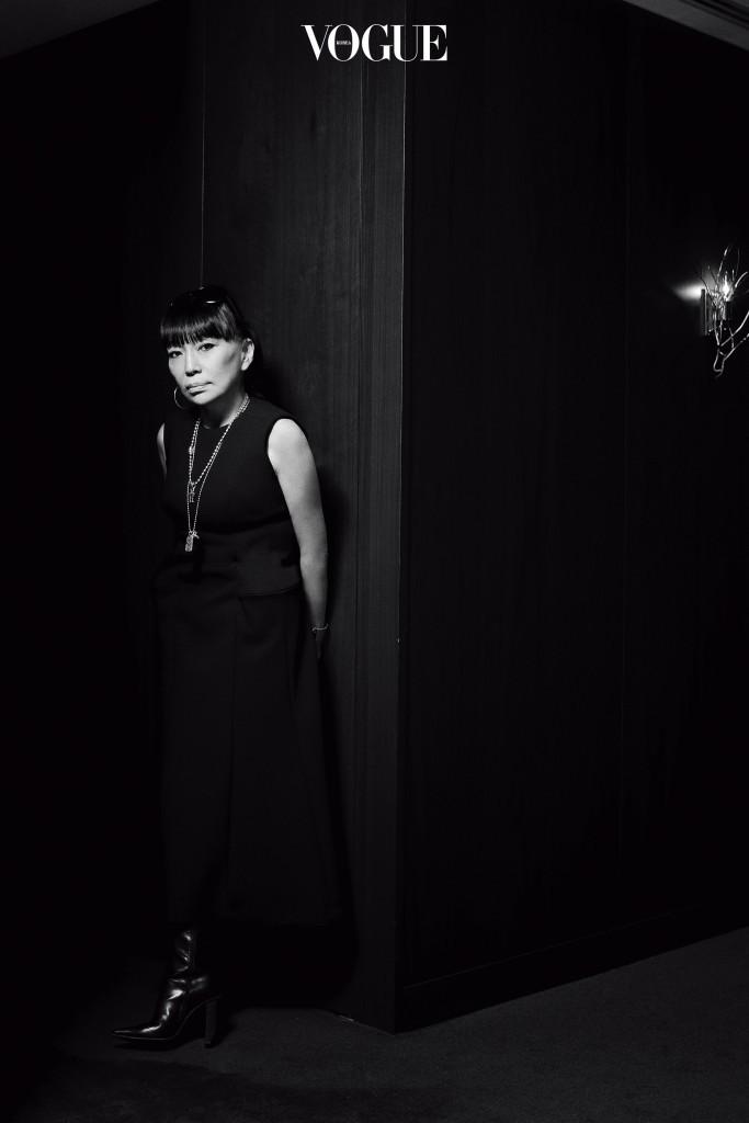 전 세계를 무대로 크리에이티브를 펼치고 있는 아야코. 그녀는 서울을 '쿨한 도시'라며 찬사를 아끼지 않았다.