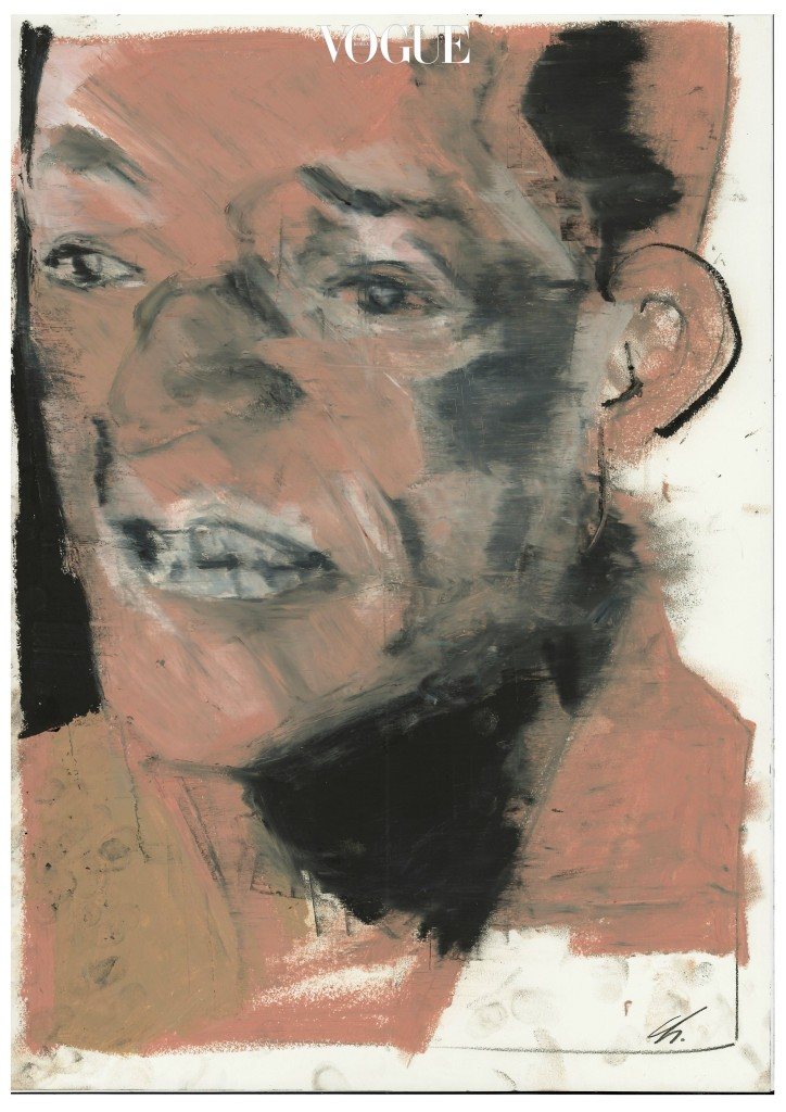 앙투안(뱅상 까셀)인물들을 따라가다 보니 그림의 터치가 그의 감정 상태에 비례한다는 걸 알게 되었다. 앙투안은 괴팍하면서도 착한, 투박한 남자다. 울부짖다 떨리는 그의 모습.