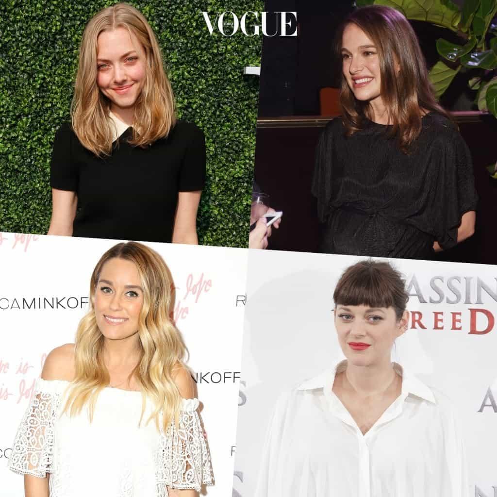 그녀를 필두로 수많은 스타들이 2017년 출산을 앞둬 베이비 붐을 하고 있습니다. Natalie Portman/ Amanda Seyfried/ Marion Cotillard/ Lauren Conrad
