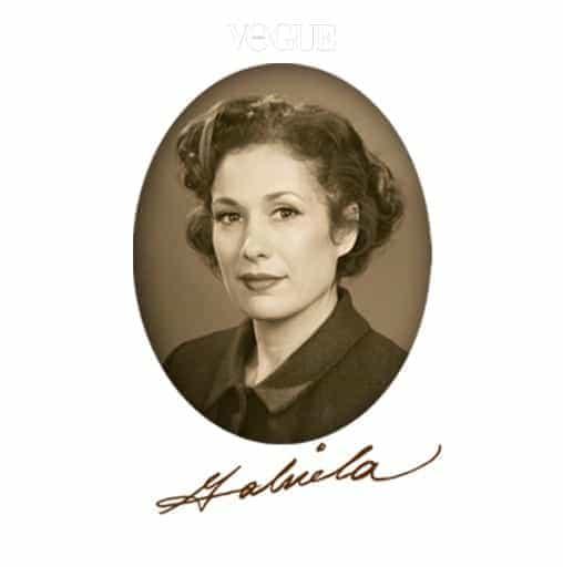 베사메 화장품의 창립자, 가브리엘라 에르단데즈 여사. 부에노스 아이레스에서 태어난 그녀는 12살 때 부모님을 따라 미국으로 이민을 오게 됩니다. 할머니의 화장품을 장난감 삼아 놀던 가브리엘라는 예술대학교에서 디자인과 사진을 공부했고, 아트 디렉터로 활동했습니다.  이후, 할머니 화장품의