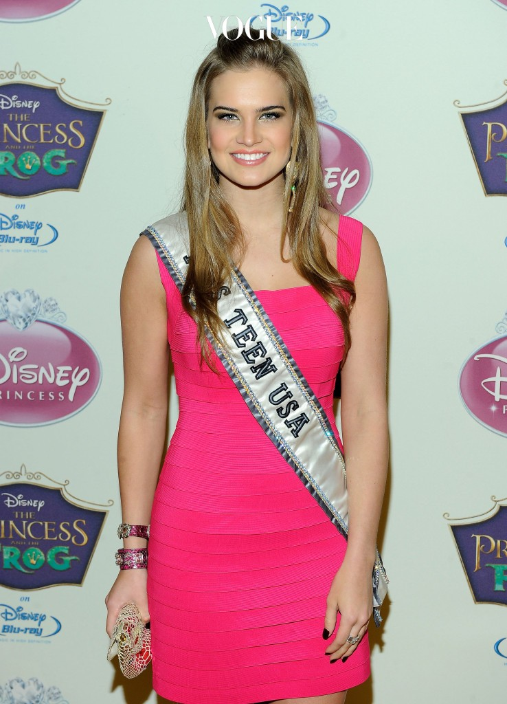 NEW YORK - MARCH 14: Miss Teen USA Stormi Bree Henley attends Princess Tiana?s official induction into the Disney Princess Royal Court at The New York Palace Hotel on March 14, 2010 in New York City. (Photo by Jemal Countess/Getty Images)