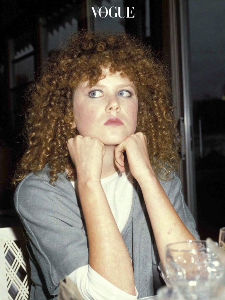 독특한 인상을 남기기에 이보다 적합한 것이 없을 그 머리, 니콜 키드만 Nicole Kidman
