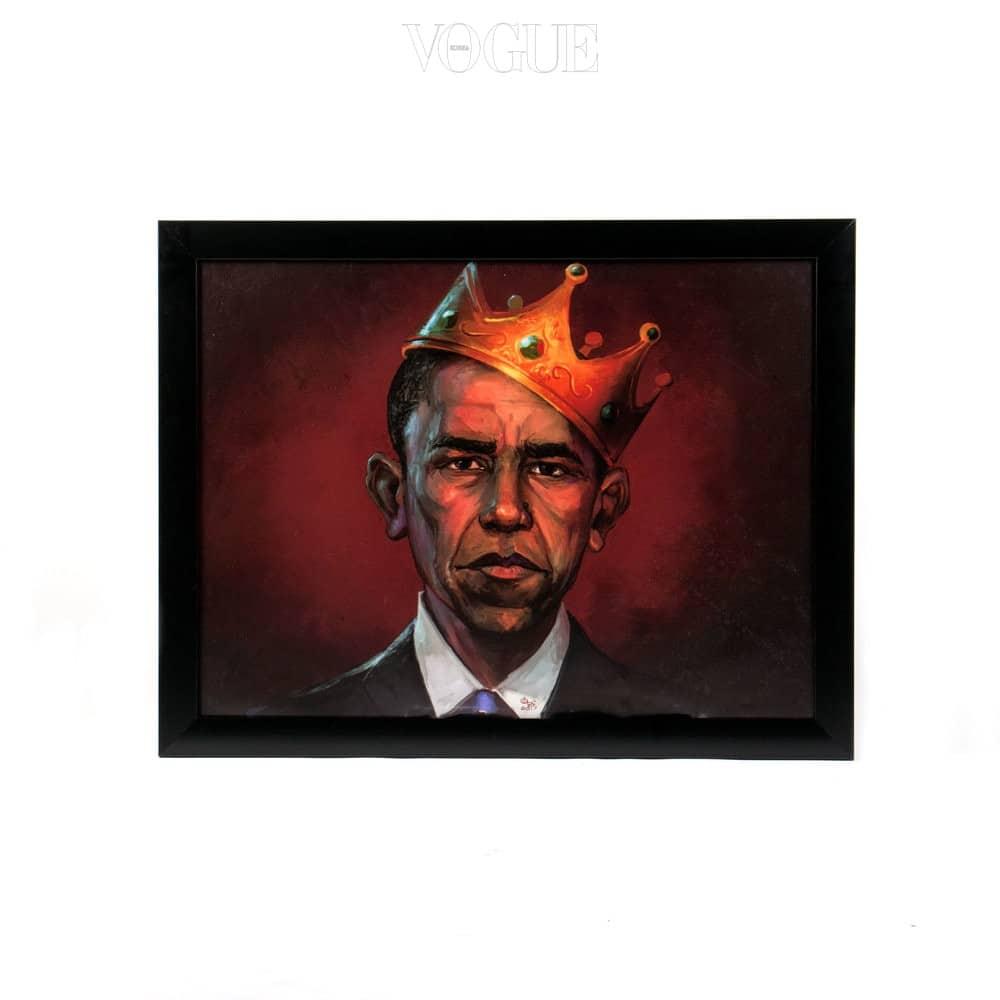 Obama-Paint
