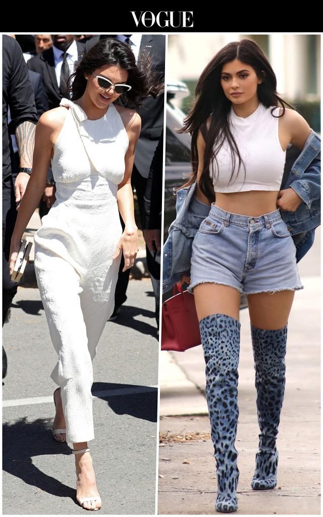 제너 시스터즈에게도 해당되는 사항입니다. Kendall Jenner/ Kylie Jenne