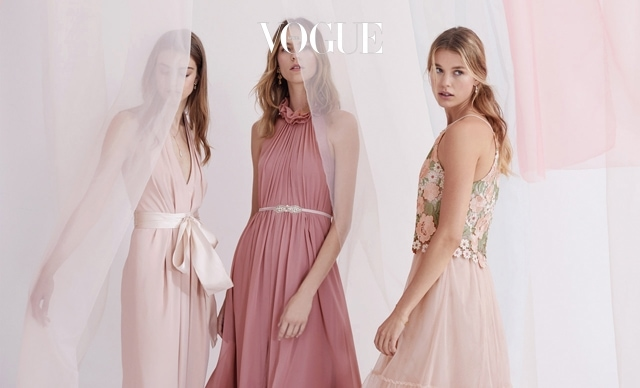 2017 S/S BHLDN Bridesmaid