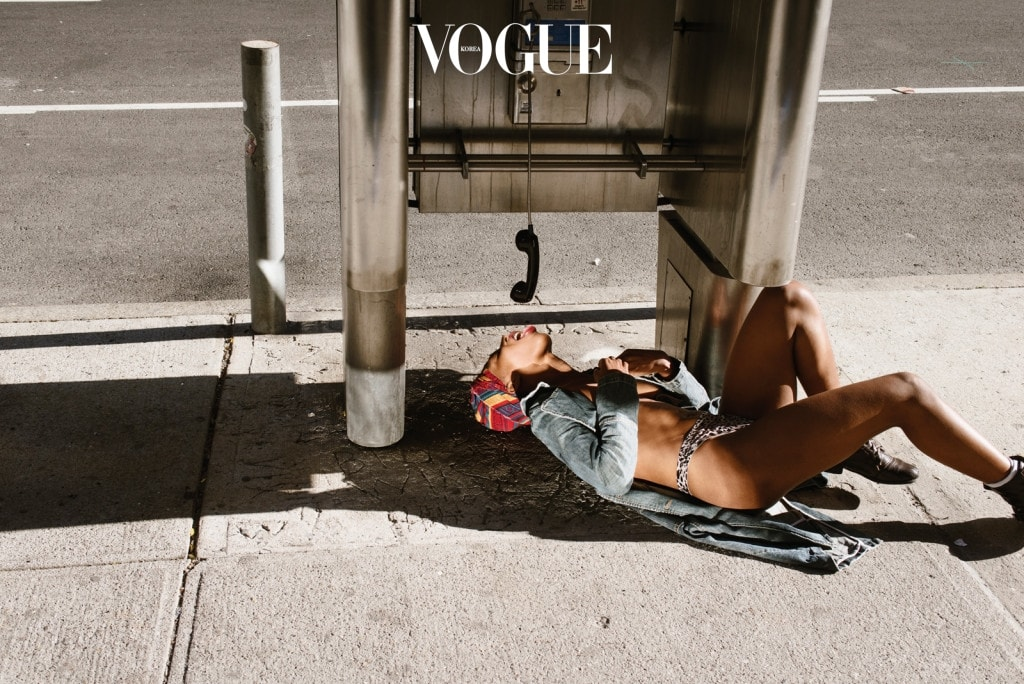 Nikola Tamindzic - Fking New York for Vogue Korea