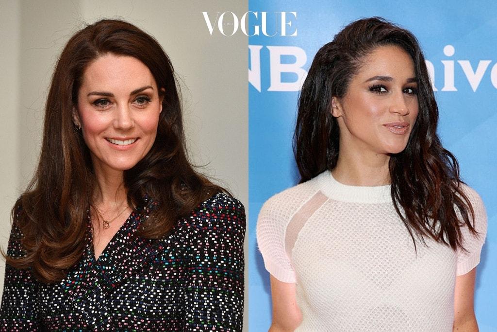 '현대판 신데렐라'의 별명을 가지고 있는 영국 왕실 최초의 평민 출신 왕세손비 케이트 미들턴처럼 메간도 과연 평민 출신일까요?