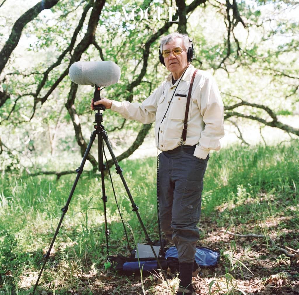 샌프란시스코 중심가에서  떨어진 자연 속에 작업실을 두고 있는 버니 크라우스. 그는 40여 년간 자연의 소리를 채집하며 세상에서 가장 건강한 오케스트라를 완성해왔다.