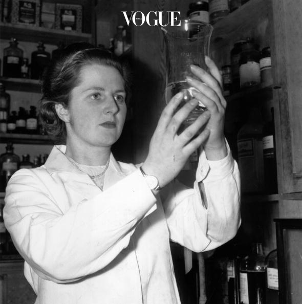 Thatcher's Chemistry