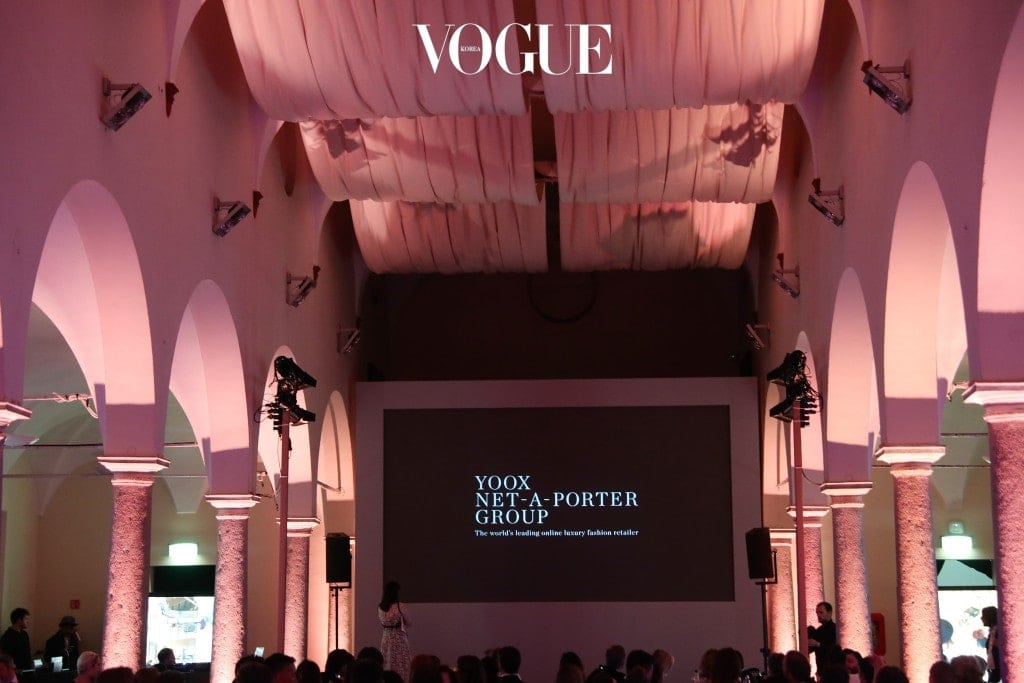 MILAN, ITALY - MARCH 28:  General view during Elisa Sednaoui Foundation and Yoox Net a Porter Event on March 28, 2017 in Milan, Italy.  (Photo by Vittorio Zunino Celotto/Getty Images for Elisa Sednaoui Foundation)