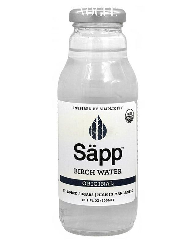 Säpp 'Birch Water', 가격 3.5달러 (약 4천 5백원)