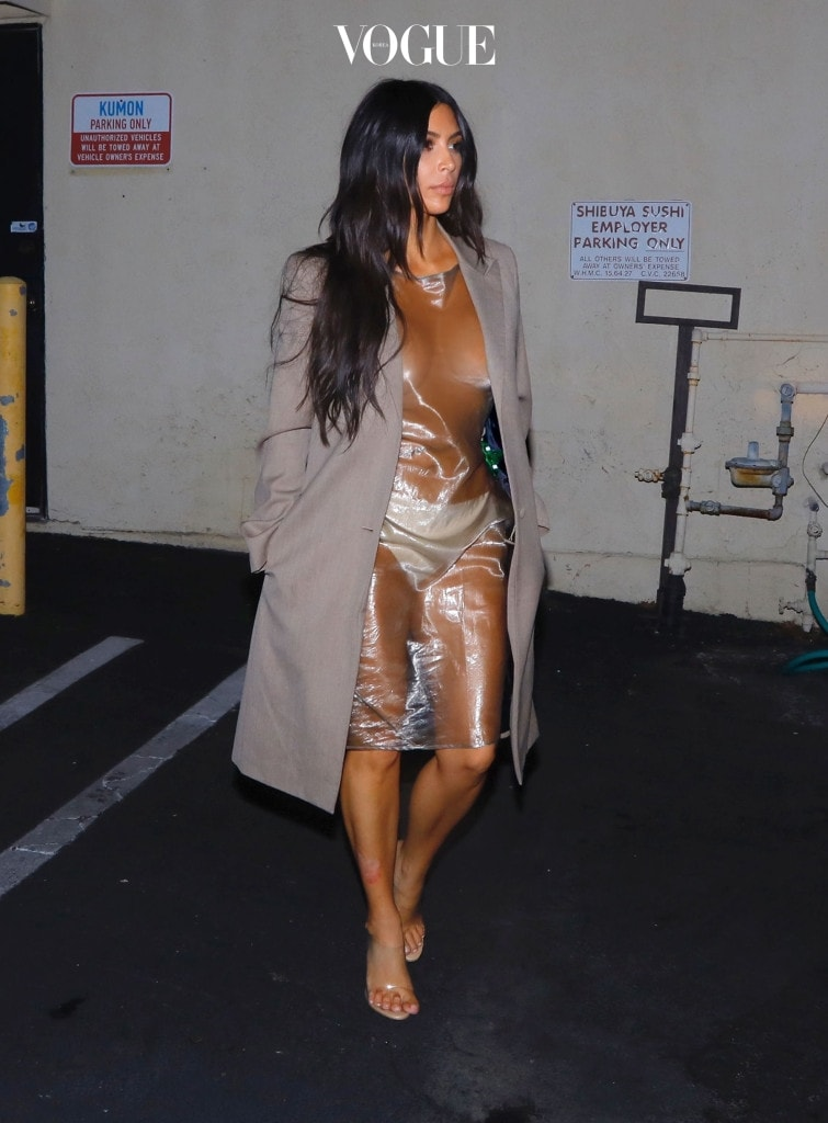 **PREMIUM EXCLUSIVE RATES - NO WEB UNTIL 8PM PST FRI JULY 14TH** Kim kardashian wears a see-through dress while out for Sushi in LA Kim Kardashian seen leaving dinner at Shibuya Japanese restaurant in Calabasas  PICTURES BY - DPXimages Pictures Taken Friday July 7th Ref: SPL1538011  140717   EXCLUSIVE Picture by: DPXimages Splash News and Pictures Los Angeles:310-821-2666 New York:212-619-2666 London:870-934-2666 photodesk@splashnews.com