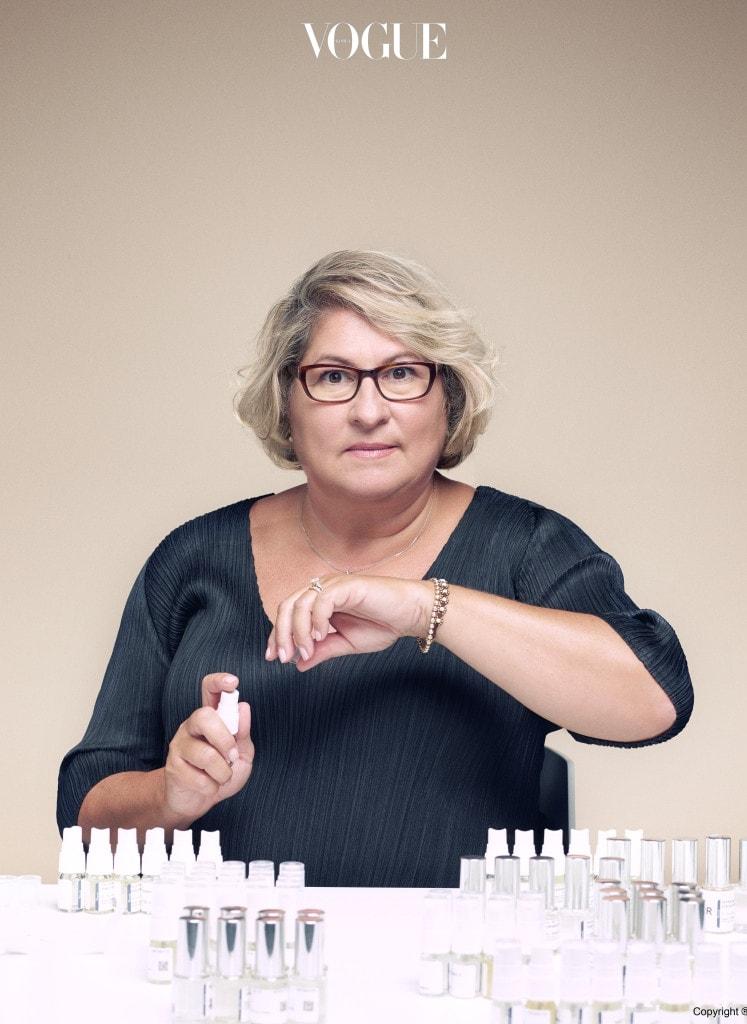 2015년 프랑스, 이태리 올해의 조향사 상(the perfumer of the year)을 수상한 마스터 조향사 나탈리 로슨 NATALIE LORSON