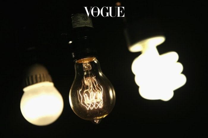 백열전구, 형광등의 대체 조명으로 떠오르고 있는 LED.