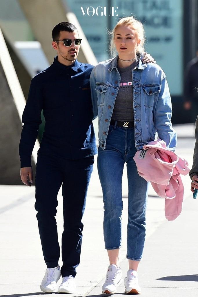 소피 터너와 조 조나스(Sophie Turner and Joe Jonas)