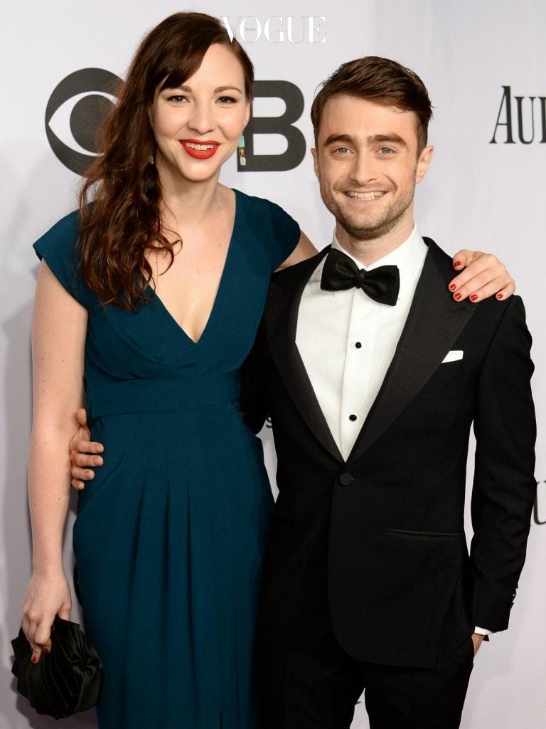 에린 다크와 다니엘 래드클리프(Erin Darke and Daniel Radcliffe)