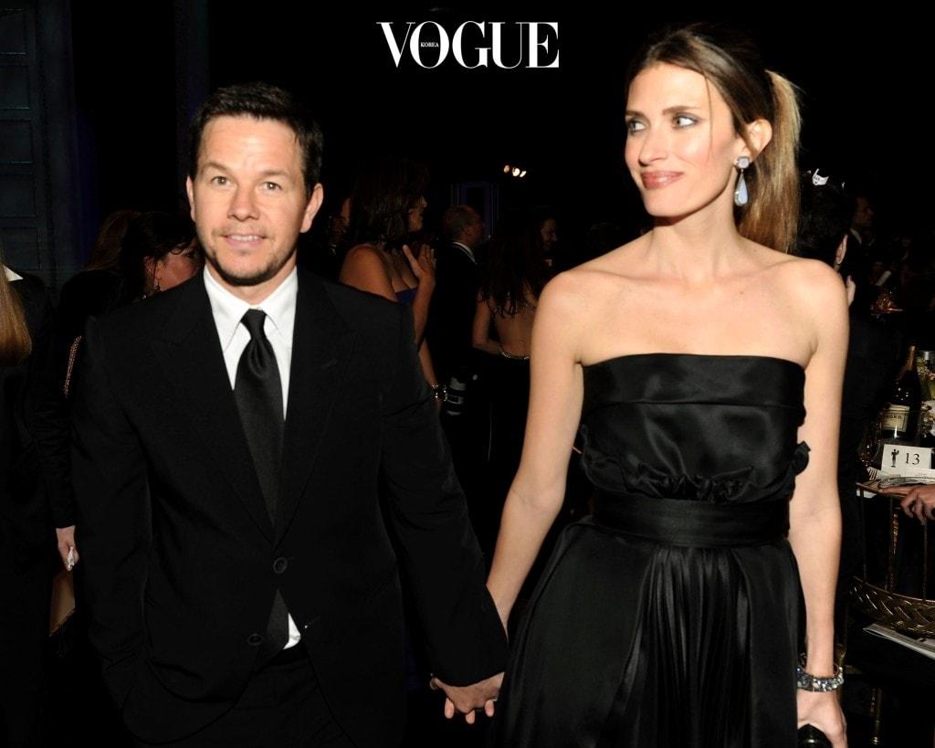 레아 더햄과 마크 월버그(Rhea Durham and Mark Wahlberg)