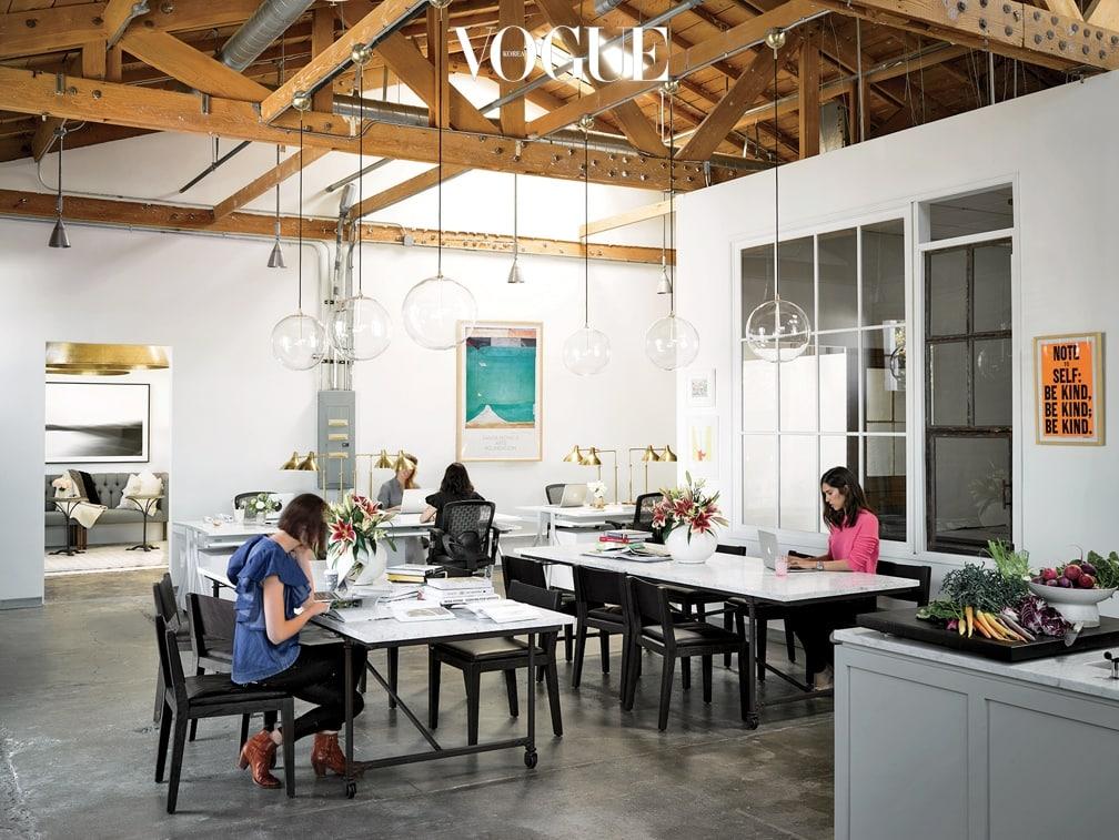주방용품 및 주방 디자인 컨설팅 업체인 마치와 유니언 스튜디오가 디자인한 테스트 키친.