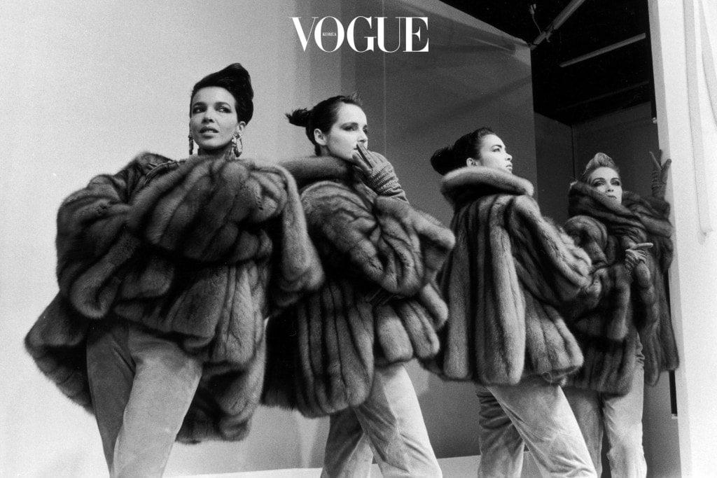 방한과 스타일을 동시에 거머쥔 모피는 그렇기에 패션계의 큰 사랑을 받을 수 밖에 없죠.