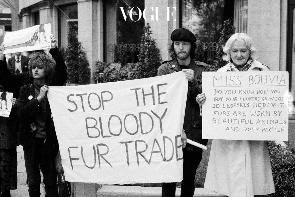 구찌 또한 동물보호활동을 펼치는 40여개의 단체가 소속된 모피반대연합(FUR FREE ALLIANCE)에 합류할 방침이라고 밝혔죠.
