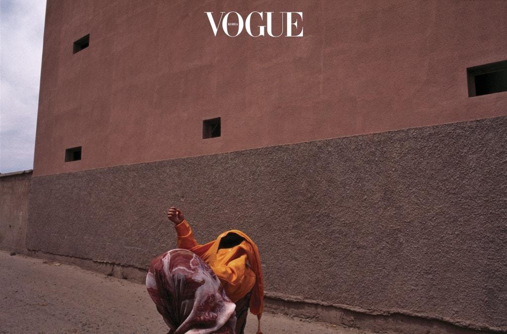 Vincent Van de Wijngaard, Morocco. '패션 아이'의 여정은 올해도 계속된다. 루이 비통의 패션 아이 컬렉션은 도시에 생명을 불어넣는 가장 현대적이고도 고전적 방식으로 기록될 것이다.
