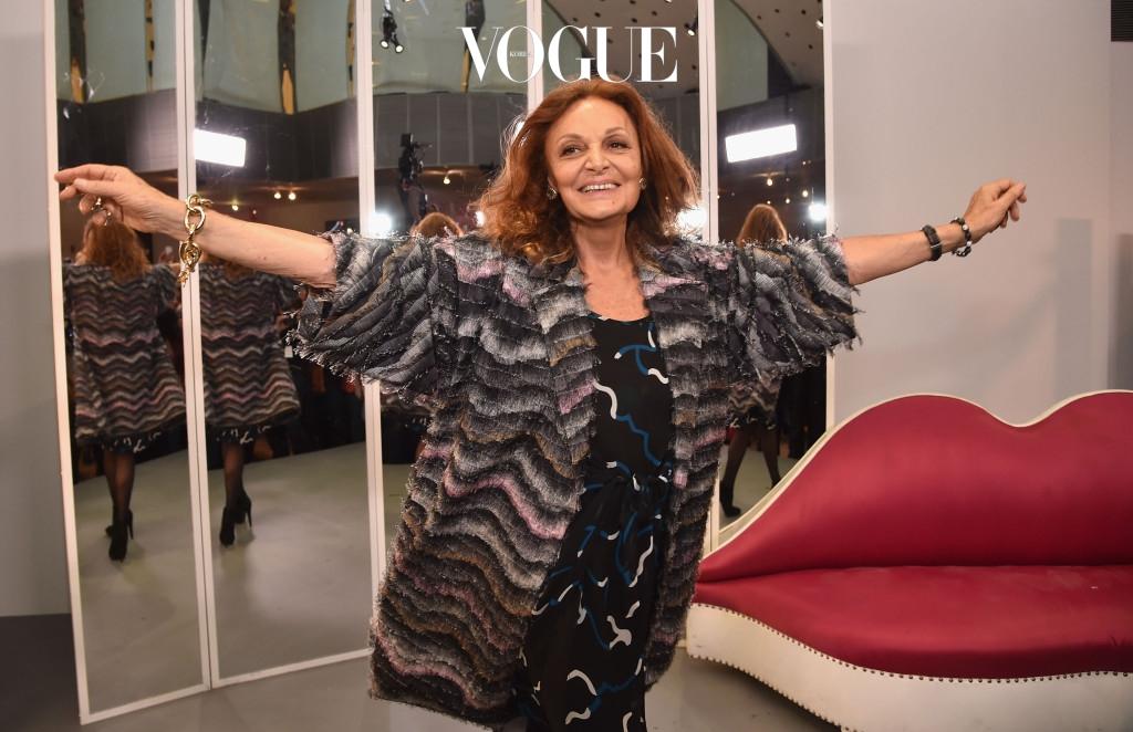 벨기에 출신의 미국 패션 디자이너 다이앤 본 퍼스텐버그. 스위스에 유학시절 독일의 왕자 에곤 본 퍼스텐버그를 만나게 됩니다.