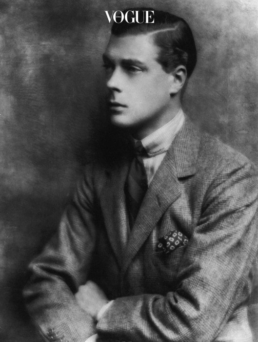 Edward Windsor, Prince of Wales (1894 - 1972), circa 1925. He acceded the throne as King Edward VIII (1894 - 1972) in 1936, but abdicated to marry Wallis Simpson after less than a year.