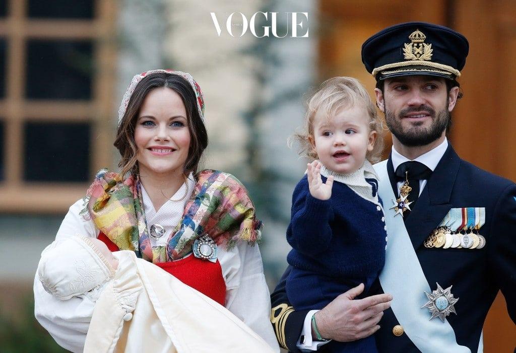 2016년에 태어난 2살 배기 알렉산더 왕자!
