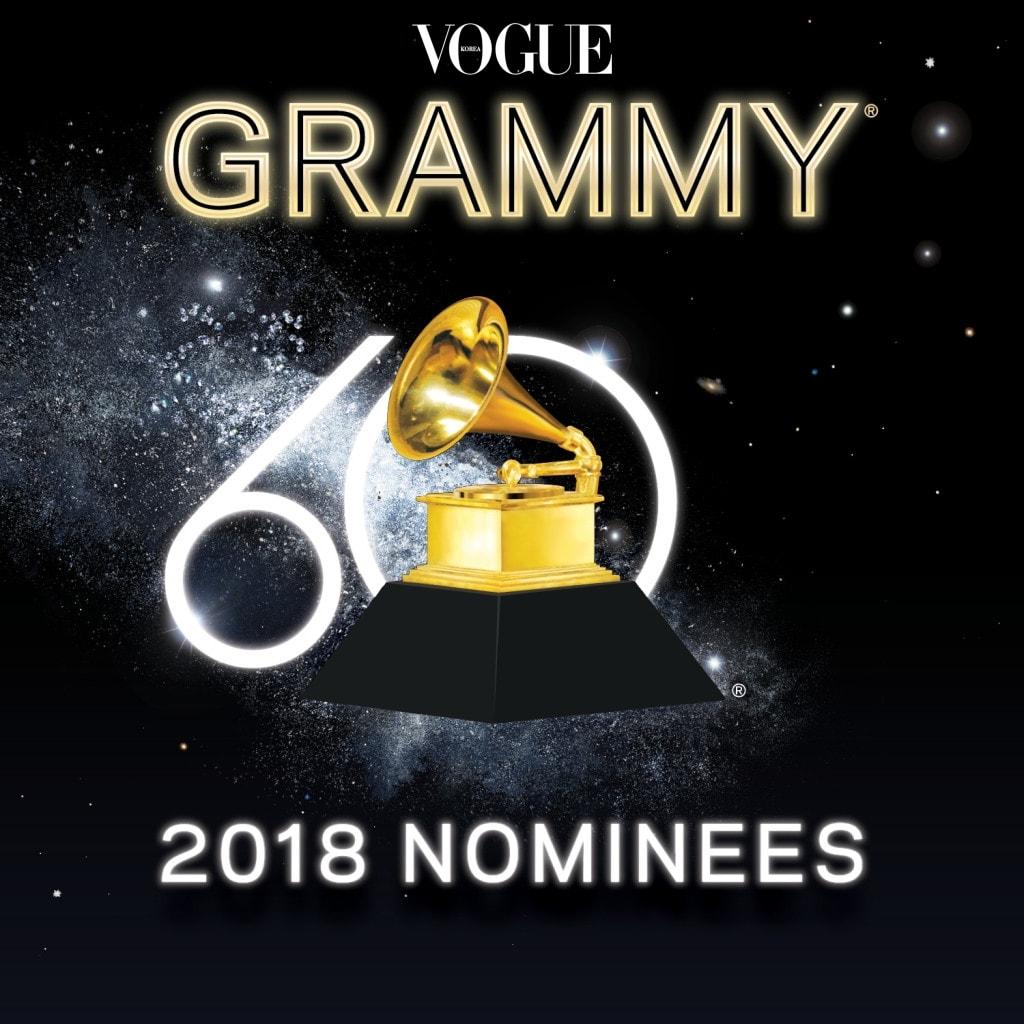 Various Artists - 2018 GRAMMY Nominees 앨범 커버