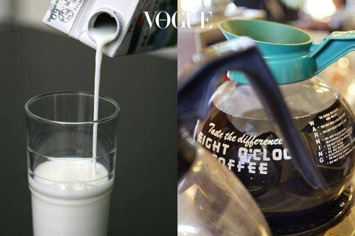 고소한 우유나 씁쓸한 아메리카노를 함께 곁들이길 추천합니다.