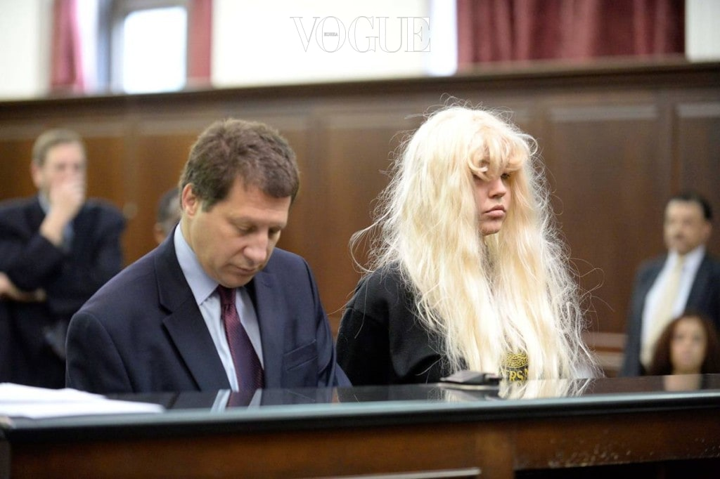 ** STRICTLY NO NY DAILIES**Amanda Bynes appears in court in NYC facing charges of reckless endangerment, tampering with evidence and marijuana possession after allegedly throwing a bong from her apartment window. Pictured: Amanda Bynes Ref: SPL550012  240513   Picture by: Steven Hirsch/ Splash News Splash News and Pictures Los Angeles:310-821-2666 New York:212-619-2666 London:870-934-2666 photodesk@splashnews.com