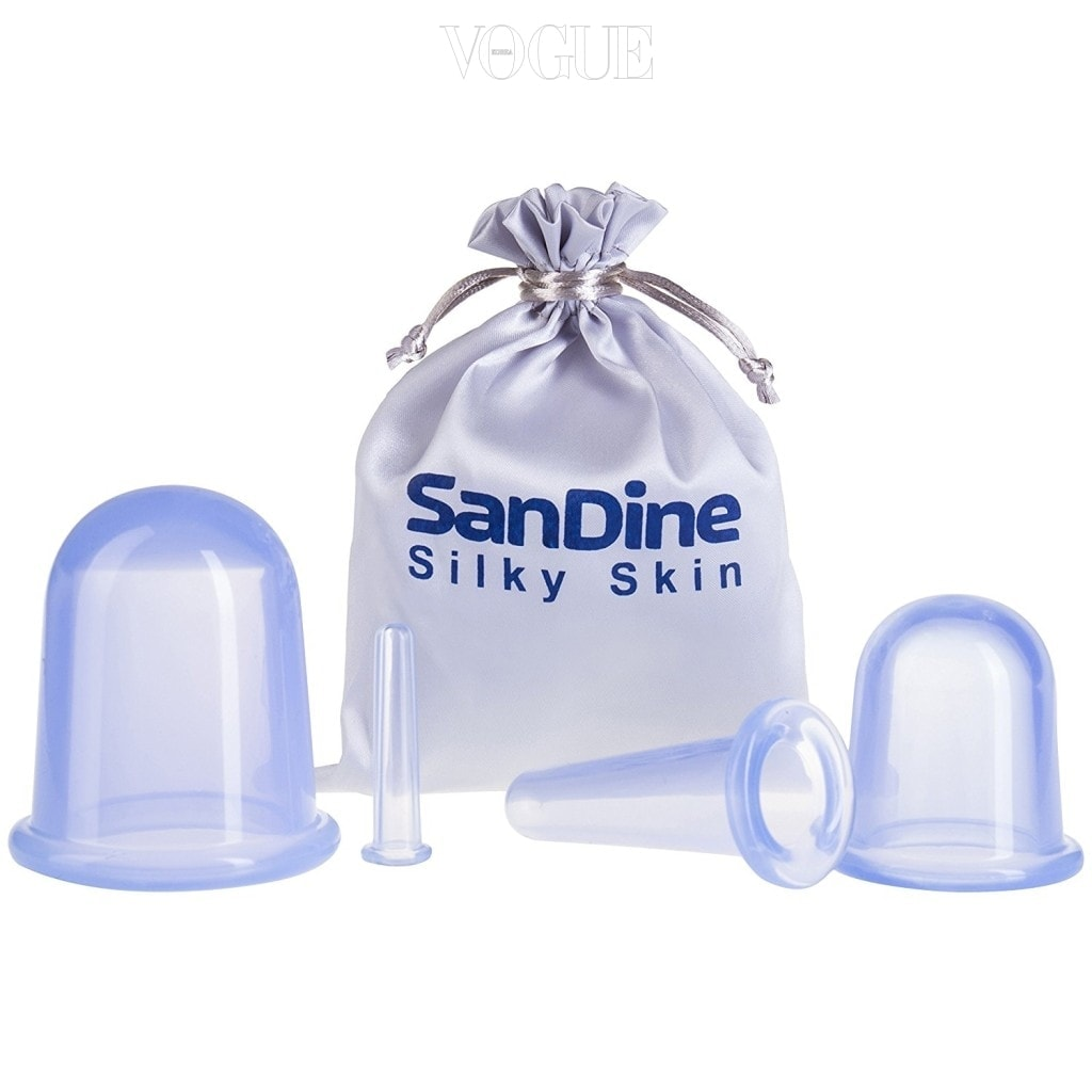 SanDine 'Silky Skin Silicone Cupping Set', 가격 12달러