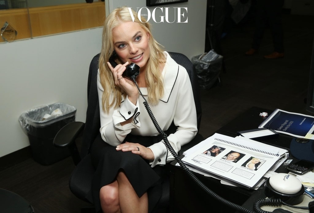 NEW YORK, NY - SEPTEMBER 11:  Actress Margot Robbie attends the annual Charity Day hosted by Cantor Fitzgerald and BGC at Cantor Fitzgerald on September 11, 2015 in New York City.  (Photo by Cindy Ord/Getty Images for Cantor Fitzgerald)