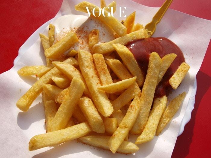 물론 감자튀김이 몸에 가장 좋은 음식은 아닙니다. 먹을때 마다 죄책감이 드는 것도 사실.