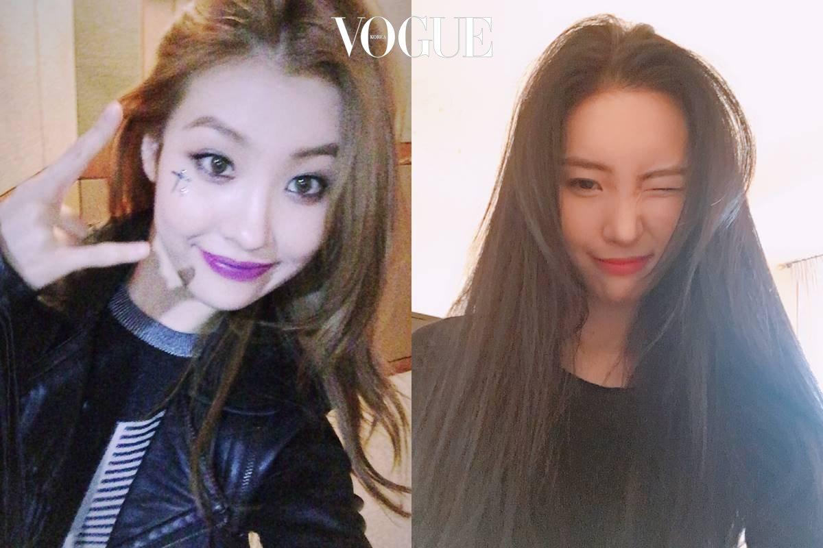 헤어라인만 바꿨을 뿐인데 달라 보여 | 보그 코리아 (Vogue Korea)