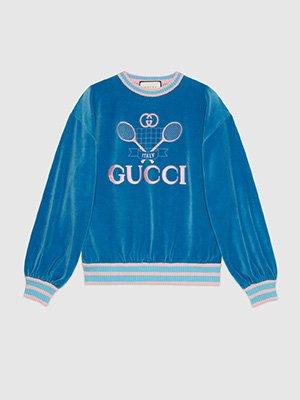 1987년 하우스의 컨트리 클럽 아카이브에서 영감을 받은 스웨트셔츠 Image