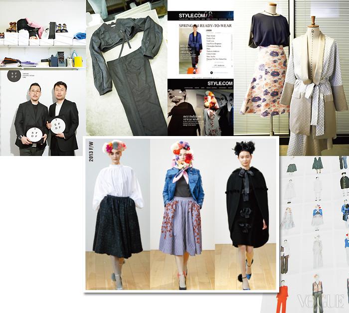 패션 위크를 실시간 타전하는 미국 스타일닷컴의 메인 화면에 두 차례나 올라 세계적으로 이름을 알리게 된 최유돈. 삼성에서 전도유망한 한국인 디자이너들을 후원하기 위해 마련한 SFDF를 3회 연속 수상한 실력파다.