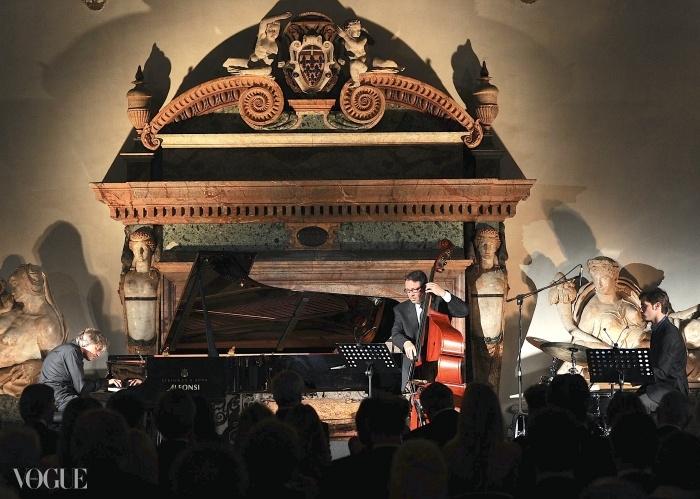 디미트리 나이디치 트리오의 클래식과 재즈 콘서트. ⓒ SGP