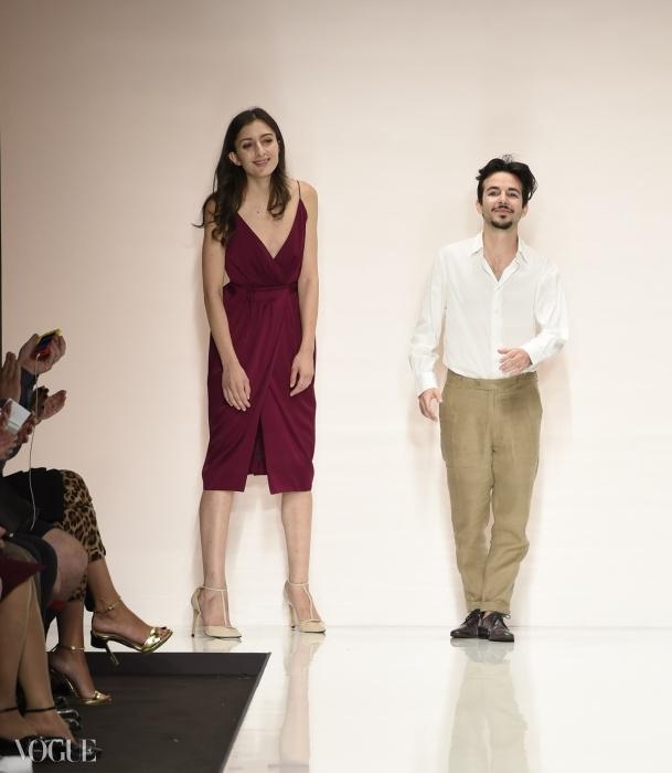 그레타 볼디니의 미켈라 무스코와 알렉산더 플라젤라. ⓒ Desiree Bazzo/Luca Sorrentino