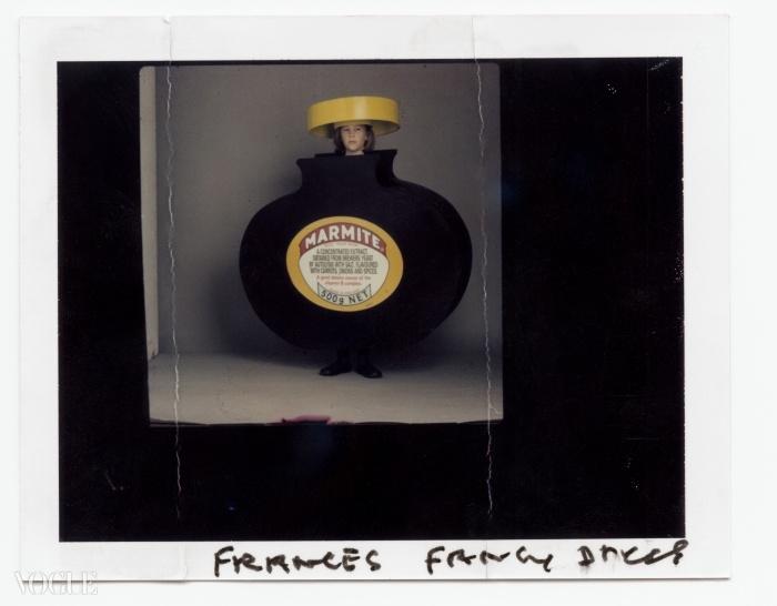 프란시스 암스트롱 존스, 1989. ⓒ Snowdon