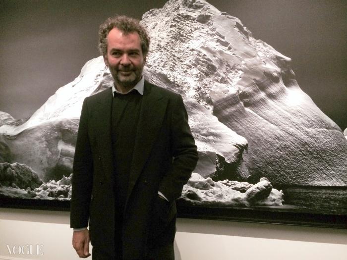 몽클레르의 CEO, 레모 루피니.